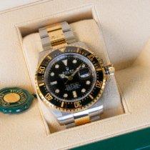 Rolex Sea-Dweller nuevo 2019 Automático Reloj con estuche y documentos originales 126603