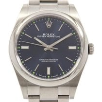 Rolex Oyster Perpetual 39 39mm Azul
