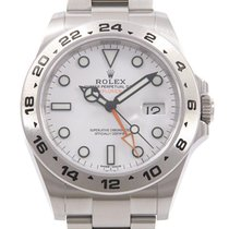 Rolex Explorer II 42mm White