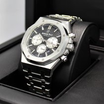 Audemars Piguet Royal Oak Chronograph Сталь 41mm Черный Без цифр Россия, Moscow