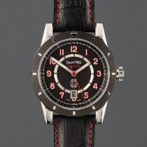 Eberhard & Co. Tazio Nuvolari Steel 42.5mm Black Arabic numerals