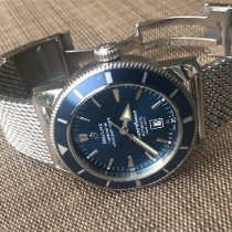 Breitling Superocean Héritage 46 Steel 46mm Blue No numerals United States of America, South Carolina, Simpsonville