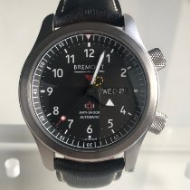 Bremont Steel 43mm Automatic MBII-BK/OR pre-owned United Kingdom, Bristol