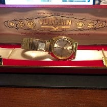 Vulcain pre-owned Automatic 33mm Gold