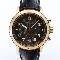 Breguet Or rose Remontage automatique 42mm Type XX - XXI - XXII