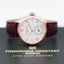Frederique Constant Horological Smartwatch FC-285V5B4 Nowy Stal 42mm Kwarcowy