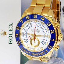 Rolex Yacht-Master II Yellow gold 44mm White United States of America, Florida
