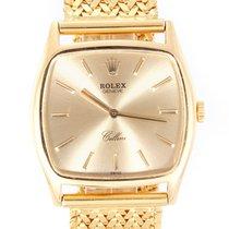 Rolex Cellini Oro amarillo 31,5mm Oro