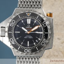 Omega Seamaster PloProf Steel 55mm Black