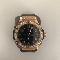 Hublot Big Bang 38 mm Rose gold 38mm Black Arabic numerals United Kingdom, London