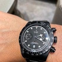 Tudor Black Bay Chrono 79360DK Very good Steel 41mm Automatic UAE, Dubai