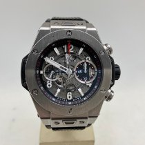 Hublot Big Bang Unico Titanio 45mm Arábigos España, Barcelona