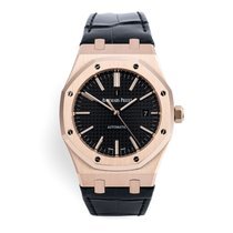Audemars Piguet Royal Oak Selfwinding neu 2014 Automatik Uhr mit Original-Box 15400OR