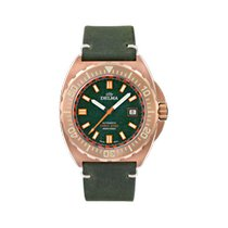 Delma Bronze 44mm Automatic new
