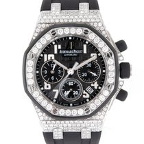 Audemars Piguet Royal Oak Offshore Lady 26048SK.ZZ.D002CA.01 Good Steel 37mm Automatic