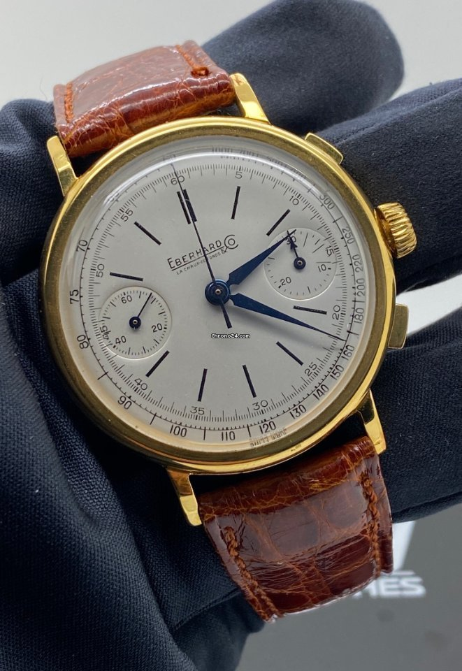 Eberhard & Co. Extra-Fort pre-owned