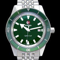 Rado HyperChrome Captain Cook Steel 42mm Green United States of America, California, Burlingame