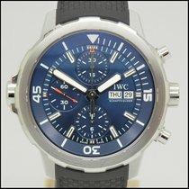 IWC Aquatimer Chronograph Acero 44mm Azul Sin cifras España, BARCELONA