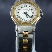 Cartier 3311 Velmi dobré Zlato/Ocel 30mm Automatika