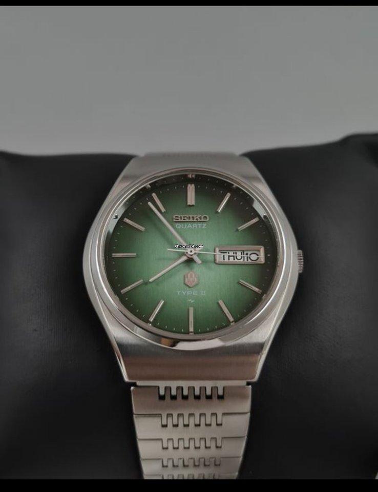 Seiko quartz ultra mgq308 at 2,097152 mhz