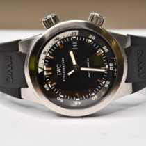 IWC Aquatimer Automatic Сталь 42mm Черный