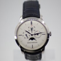 Girard Perregaux Or blanc 40mm 90535-53-131-BK6A nouveau