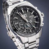 Seiko Astron GPS Solar Chronograph new 2020 Quartz Watch with original box and original papers SSE149J1