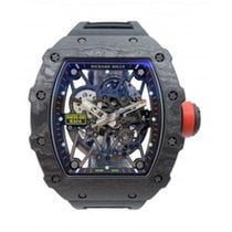 Richard Mille RM 035 Steel 49.94mm Transparent No numerals United States of America, New York, New York