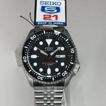 Seiko Prospex Steel 42mm Black No numerals United Kingdom, Ilford