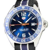 TAG Heuer Formula 1 Quartz Steel 43.5mm Blue Arabic numerals United States of America, Utah, Draper