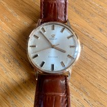 Omega Genève Yellow gold 33mm Silver