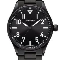 Junkers Stål 42mm Kvarts 9.03.01.02.M ny