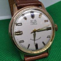 GUB Glashütte Gold/Steel 34mm Manual winding pre-owned
