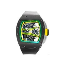 Richard Mille RM 061 Ceramic No numerals United States of America, New York, New York