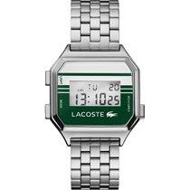Lacoste Steel 34mm Quartz 2020137 new