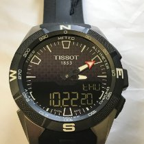 Tissot T-Touch Expert Solar Titanium 45mm Black United States of America, Massachusetts, Boston
