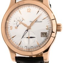 Jaeger-LeCoultre Master Hometime Rose gold 40mm White Arabic numerals United States of America, New York, New York