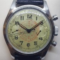 Gallet Steel 35mm Manual winding pre-owned United States of America, Colorado, Denver