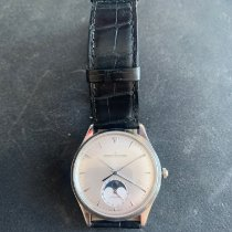Jaeger-LeCoultre Master Ultra Thin Moon Steel 39mm Silver No numerals United States of America, North Carolina, Raleigh