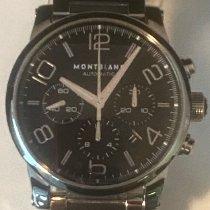 Montblanc Timewalker 7069 Very good Steel 43mm Automatic