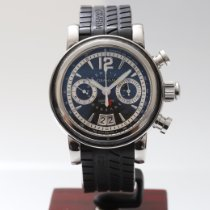 Graham Silverstone 2GSIUS.B06A.K07B Good Steel 44mm Automatic