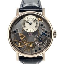 Breguet Tradition White gold 37mm Silver Roman numerals United States of America, New York, New York