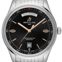 Breitling A45340241B1A1 New Steel 40mm Automatic United States of America, New York, New York