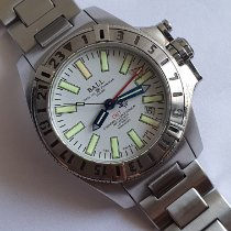Ball Engineer Hydrocarbon GMT usados 40mm GMT Acero