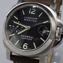 Panerai Luminor Marina Automatic Steel 40mm Black Arabic numerals United States of America, Tennesse, Morristown