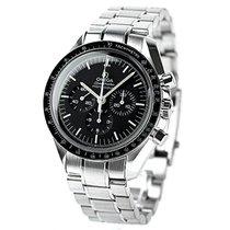 Omega Speedmaster Professional Moonwatch Steel 48mm Black
