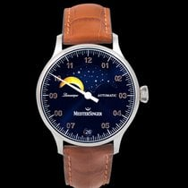 Meistersinger new Automatic 40mm Steel