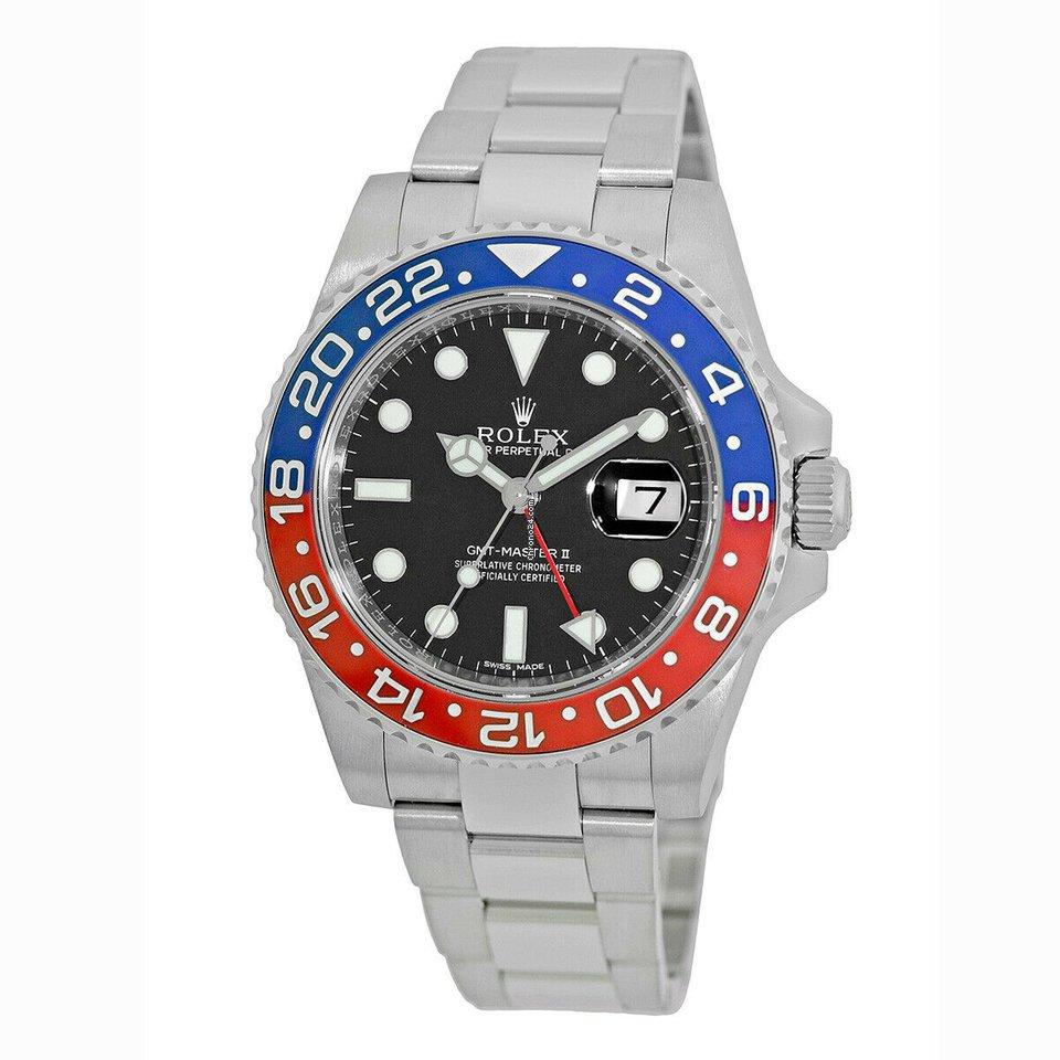 Rolex GMT-Master II 116719BLRO usados