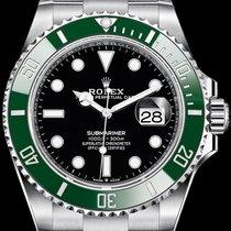 Rolex Submariner Date Steel 41mm Black No numerals United Kingdom, London