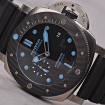 沛纳海 Luminor Submersible 钢 47mm 黑色 中国, 上海